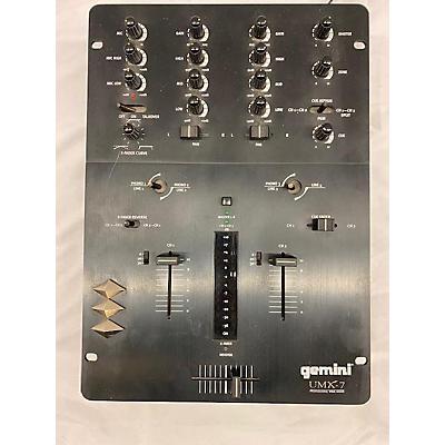 Gemini UMX-7 DJ Mixer