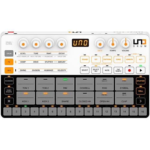 IK Multimedia UNO Drum (Analog Drum Machine) Condition 1 - Mint