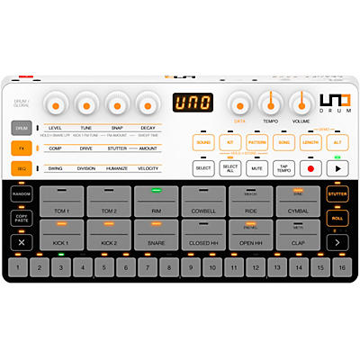 IK Multimedia UNO Drum (Analog Drum Machine)