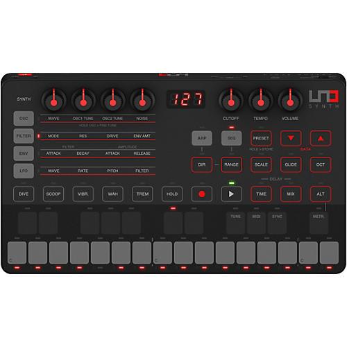 IK Multimedia UNO Synth Portable Analog Synthesizer