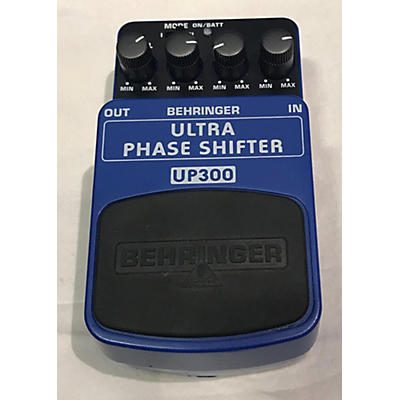 Behringer UP300 Ultra Phase Shifter Effect Pedal