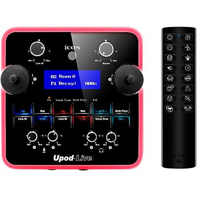 Icon UPod Live USB Audio Interface