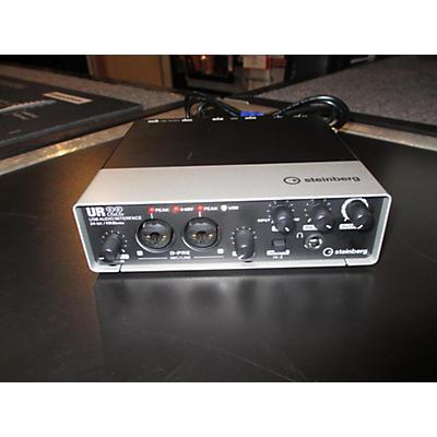 Steinberg UR MK2 Audio Interface