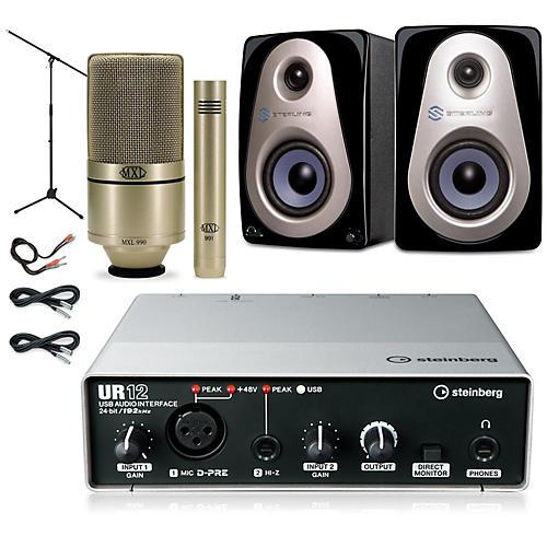 Steinberg UR12, MXL 990/991, MX3 Package