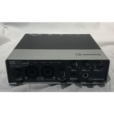 Steinberg UR22 MKII Audio Interface