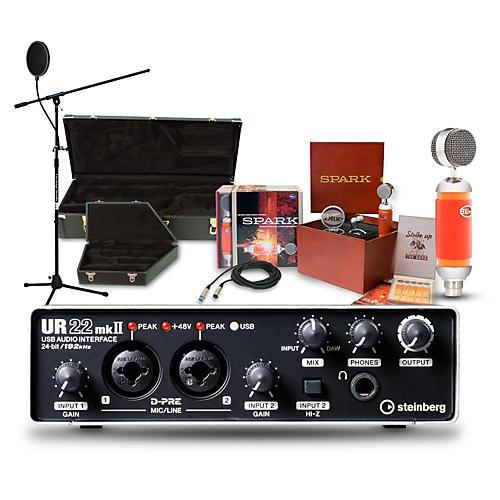Steinberg UR22mkII, HD 280 and Spark Package