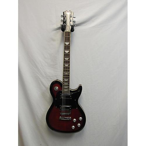 Keith Urban URBAN Solid Body Electric Guitar BLACK CHERRY BURST