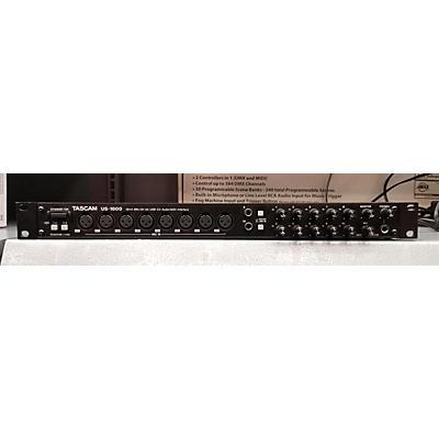 Tascam US-1800 Audio Interface