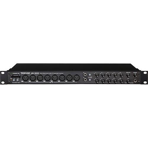 Tascam US-1800 USB 2.0 Audio/MIDI Interface