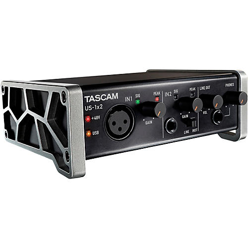 Tascam US-1X2 Audio & MIDI Interface