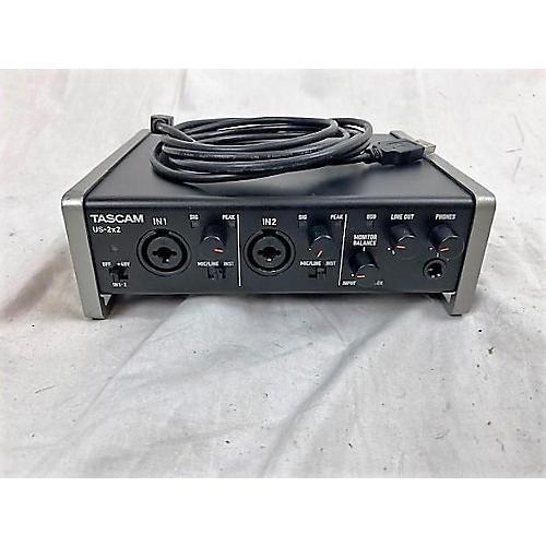 US 2x2 Audio Interface