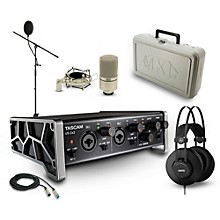 Tascam US-2x2, K52 and 990 Package