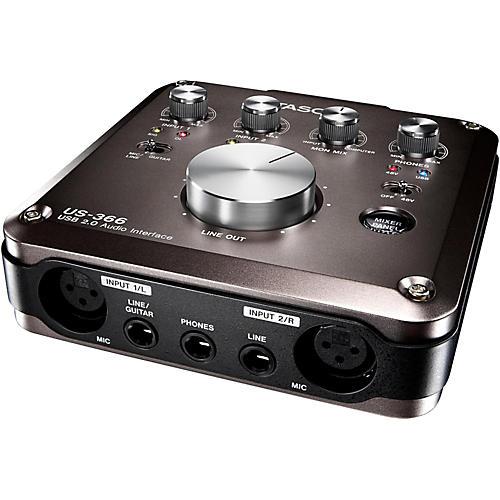 Tascam US-366 USB Audio Interface