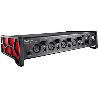 Tascam US-4X4HR 4-Channel USB Audio Interface