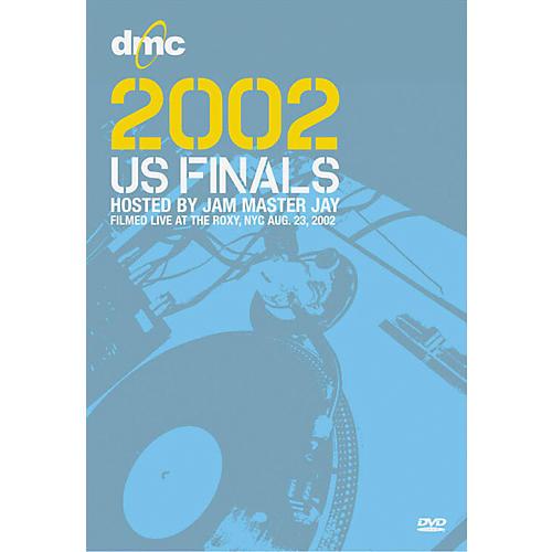 DMC US DJ Finals 2002 DVD