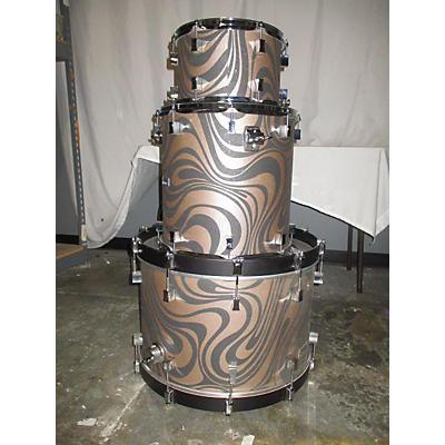 Pork Pie USA USA CUSTOM MAHOGANY Drum Kit