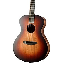 Open Box Breedlove USA Concert Fire Light E Mahogany - Mahogany Acoustic-Electric Guitar