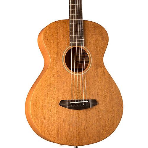 Breedlove USA Concertina E Mahogany Acoustic/Electric Guitar Natural