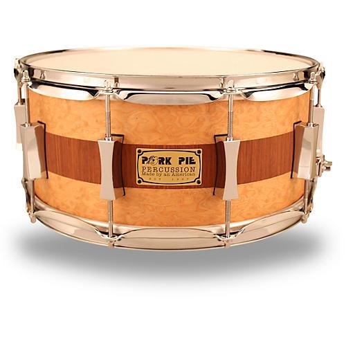 Pork Pie USA USA Custom Snare Drum 14 x 6.5 in.