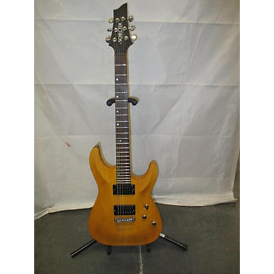 Schecter Guitar Research USA Custom Standard Sunset Solid Body Electric Guitar