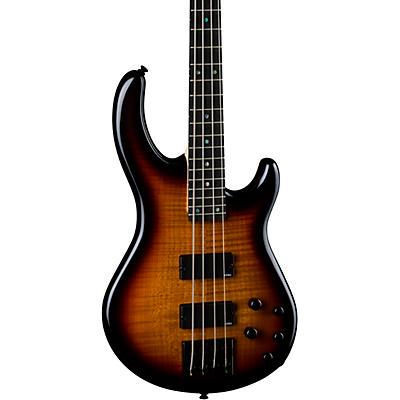 Dean USA Edge Flame-Top Bass