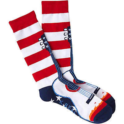 K. Bell USA Guitar Socks