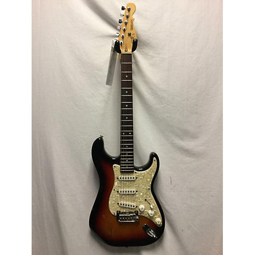 G&L USA Legacy Solid Body Electric Guitar Sunburst