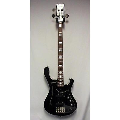 Dean USA Motto Electric Bass Guitar