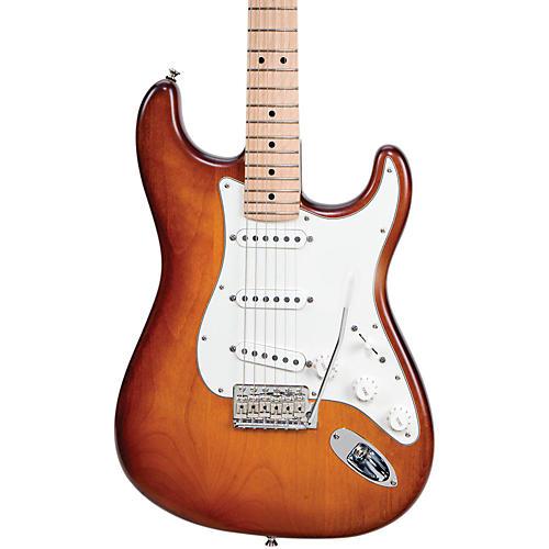 Fender USA Nitro Satin Series Stratocaster Electric Guitar