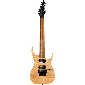 dean usa rusty cooley rc7 quilt top 7 string electric guitar musician 39 s friend. Black Bedroom Furniture Sets. Home Design Ideas