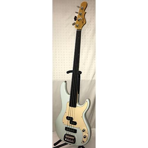 G&L USA SB2 Electric Bass Guitar 3-ply Cream