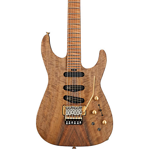 Jackson USA Signature Limited Edition Phil Collen PC1 Claro Walnut Electric Guitar