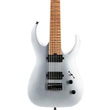 USA Signature Misha Mansoor Juggernaut HT7 Electric Guitar Satin Silver