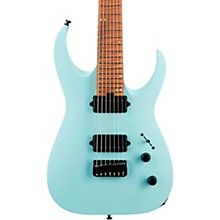 USA Signature Misha Mansoor Juggernaut HT7FM Electric Guitar Daphne Blue