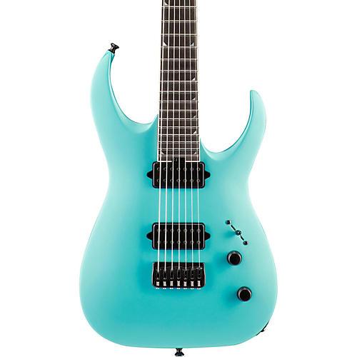 jackson usa signature model misha mansoor juggernaut ht7 electric guitar matte blue frost. Black Bedroom Furniture Sets. Home Design Ideas