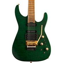 USA Signature Phil Collen PC1 Satin Satin Transparent Green