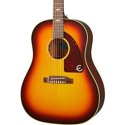 Epiphone USA Texan Acoustic-Electric Guitar