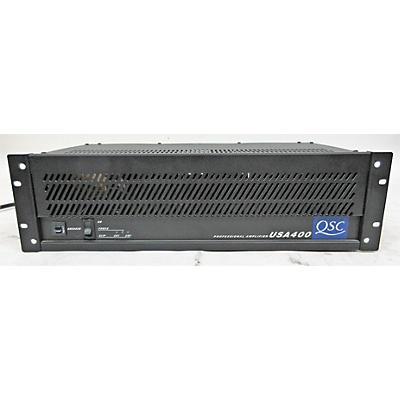 QSC USA400 Power Amp