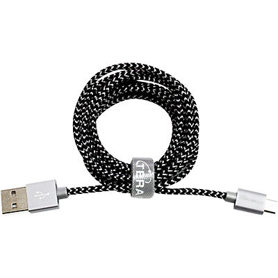 Tera Grand USB 2.0 A to Micro B Braided Cable