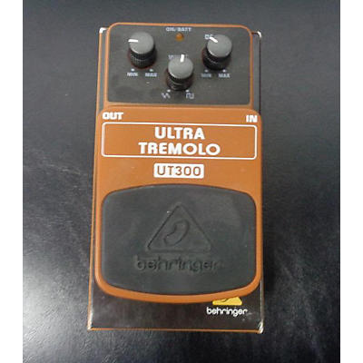 Behringer UT300 Ultra Tremolo Effect Pedal