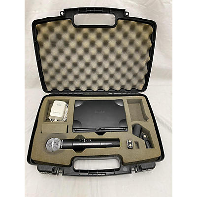 Shure UT4/sM58 Wireless System Handheld Wireless System