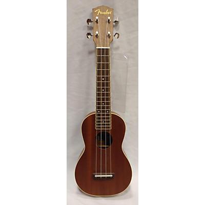 Fender U'Uku Soprano Ukulele