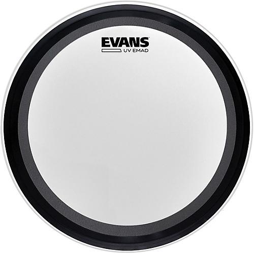 Evans UV EMAD Bass Drum Head 22 in.