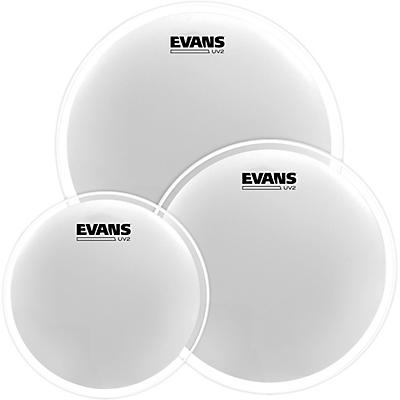 Evans UV2 Coated Tom Pack