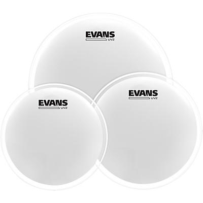 Evans UV2 Coated Tom Pack