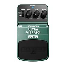 Open BoxBehringer UV300 Ultra Vibrato Effects Pedal
