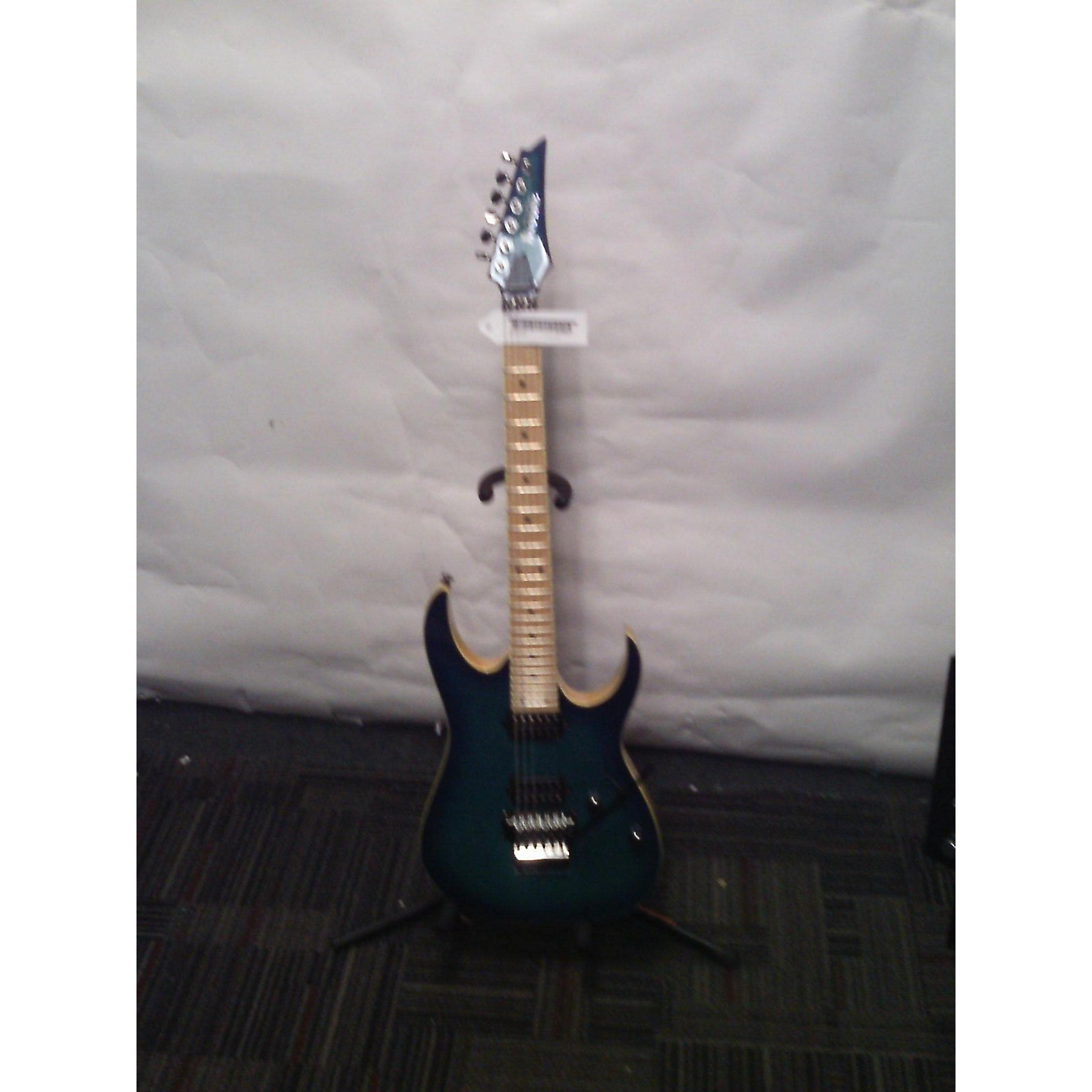 Ibanez UV70 Universe Steve Vai Signature 7 String Solid Body Electric Guitar