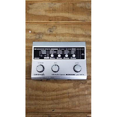 Roland Ua4fx Audio Interface