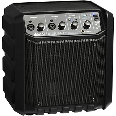 Alto Uber LT Portable PA Bluetooth Speaker With Rechargeable Battery