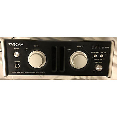 TASCAM Uh7000 Audio Interface